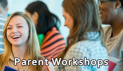 Parenting Workshops for teens and tweens