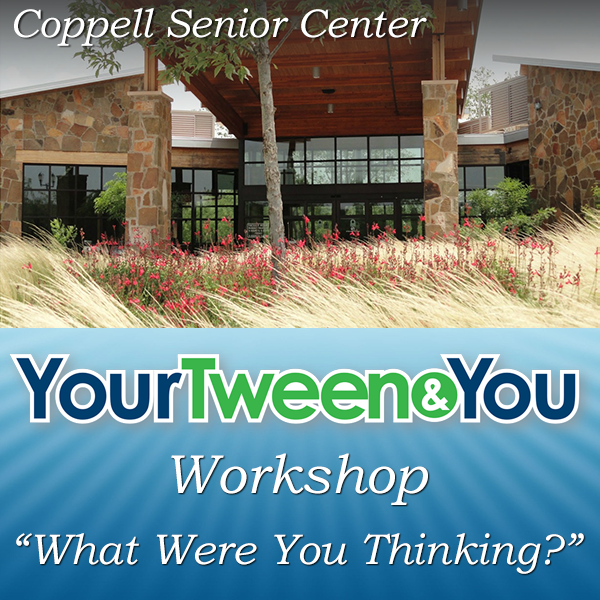 Coppell, Texas Workshop: What Were You Thinking?